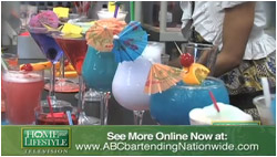 ABC Bartending Dallas on Home and Lifestyle TV